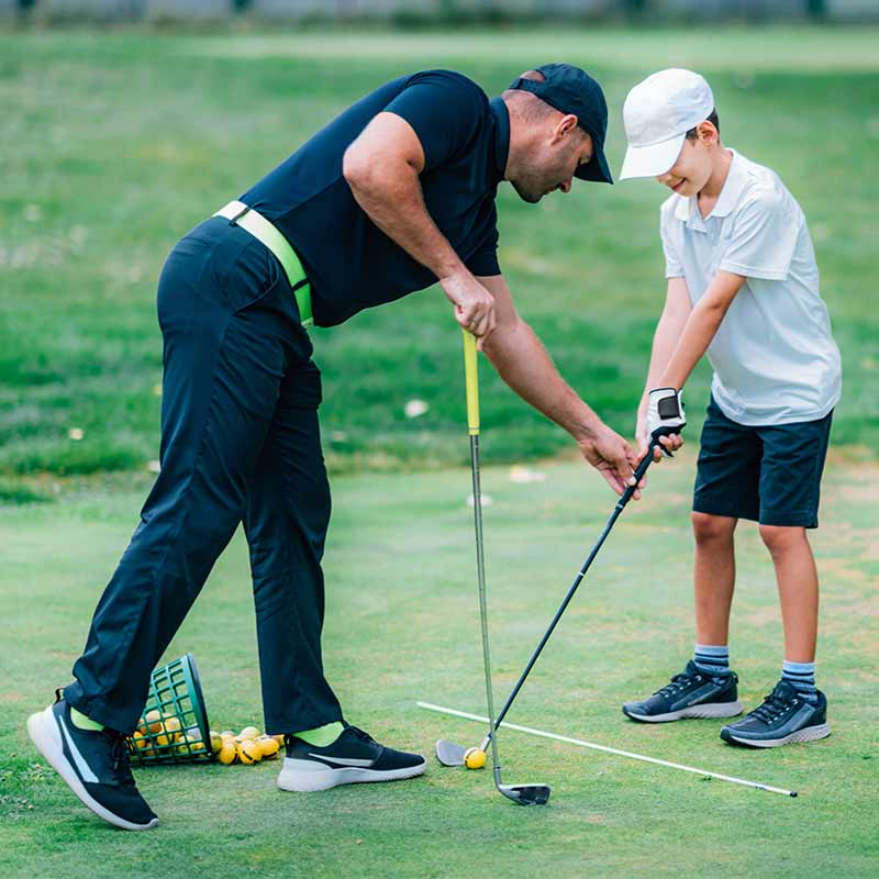 golf lessons for schools and transition year students