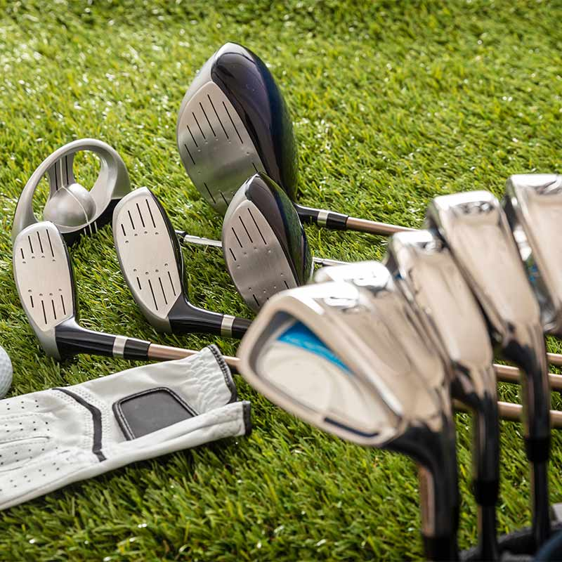 new and used sets of golf clubs available