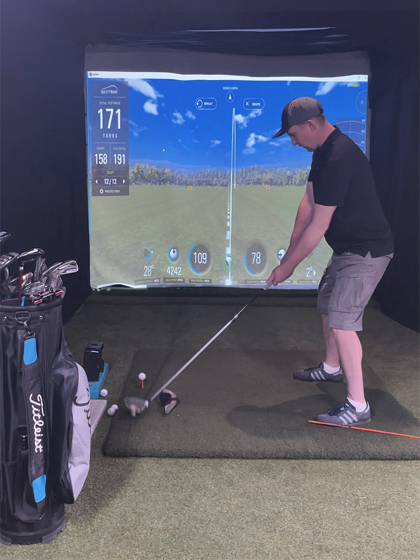 golf simulator 3